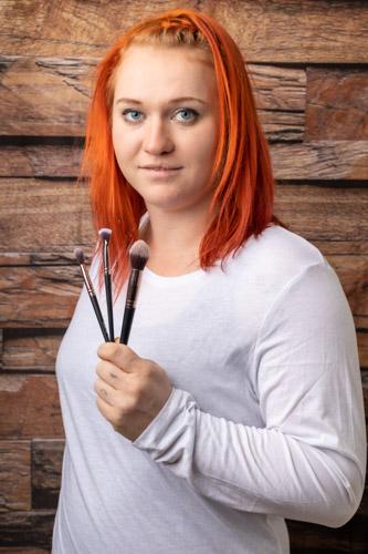 Jasmin Steixner, Visagistin